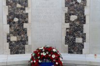 New Zealand Memorial at Tyne Cot Cemetery – Ypres Battlefield Tour