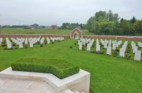 Fromelles (Pheasant Wood) Military Cemetery – Somme and Ypres Battlefield Tour