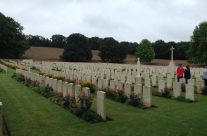 Heilly Station Cemetery – Somme Battlefield Tour