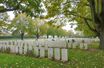 Essex Farm Cemetery – Somme and Ypres Battlefield Tour