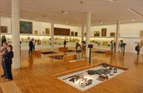 The Historial de la Grande Guerre museum, Peronne – Somme and Ypres Battlefield Tour