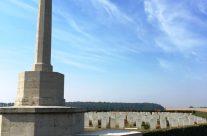 Longueval Road Cemetery – Etaples and Somme WW1 Battlefield Tour