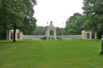 Delville Wood Memorial – Somme and Ypres Battlefield Tour
