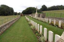 Morlancourt British Cemetery No 1 – Somme Battlefield Tour