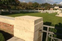 Duhallow A.D.S. Cemetery – Ypres Battlefield Tour