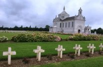Notre Dame de Lorette, the world's largest French military cemetery – 100th Anniversary of the Somme Battlefield Tour