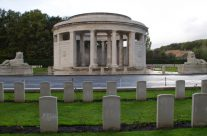 Plugstreet Memorial to the Missing – Somme and Ypres Battlefield Tour