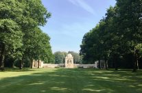 South African Memorial at Delville Wood – Etaples and Somme WW1 Battlefield Tour