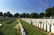 Delville Wood Cemetery – Etaples and Somme WW1 Battlefield Tour
