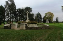 Hunters Cemetery at Beaumont-Hamel – Somme and Ypres Battlefield Tour
