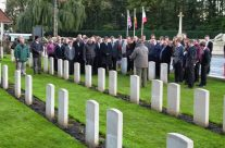 Hyde Park Corner Cemetery – Somme and Ypres Battlefield Tour