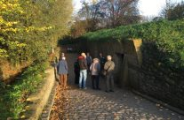 Preserved Advanced Dressing Station at Essex Farm Cemetery – Armistice Remembrance Tour