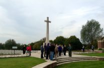 Hooge Crater Cemetery – Ypres Battlefield Tour