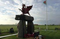 Welsh Memorial Pilckem Ridge – Armistice in Ypres and Passchendaele 100 Anniversary Battlefield Tour