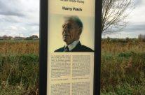 Harry Patch Memorial, Langemark – Armistice in Ypres and Passchendaele 100 Anniversary Battlefield Tour