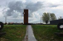 Memorial at Langemark German Cemetery – Armistice in Ypres and Passchendaele 100 Anniversary Battlefield Tour