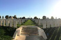 Tyne Cot Cemetery – Taste of Flanders Ypres Battlefield Tour