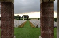 Bancourt Cemetery – Somme Battlefield Tour
