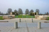 Entrance to Bayeux Cemetery – Normandy and D-Day Landings Tours