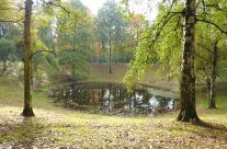 Caterpillar Crater – Somme and Ypres Battlefield Tour