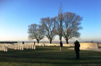 Messines Ridge Cemetery – Messines Discovery Battlefield Tour