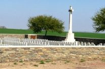 Heninel Croisilles Road Cemetery – Arras 100 Anniversary Battlefield Tour