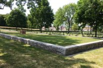 Mass grave at Fricourt German Military Cemetery – Etaples and Somme WW1 Battlefield Tour