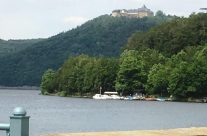 Eder Dam – Edersee River and castle – Dam Busters Private Battlefield Tour