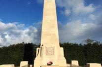 New Zealand Memorial, Gravenstafel – Armistice in Ypres and Passchendaele 100 Anniversary Battlefield Tour