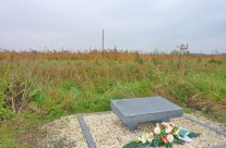 Harry Patch's Memorial on the banks of the Steenbeck – Somme and Ypres Battlefield Tour