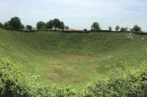 Lochnagar Crater – Etaples and Somme WW1 Battlefield Tour