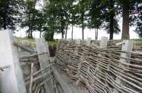 Bayernwald Trenches – Loos and Ypres Battlefield Tour