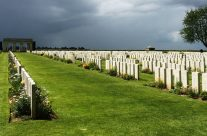 Caterpillar Valley Cemetery – 100th Anniversary of the Somme Battlefield Tour