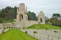 Etaples Military Cemetery – Somme and Ypres Battlefield Tour