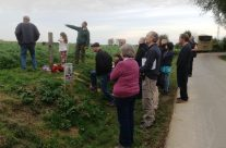 Christmas Truce Site at Plugstreet – Somme and Ypres Battlefield Tour