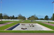 American Cemetery at St Laurent above Omaha Beach – Normandy and D-Day Landings Tours