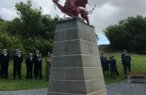 The 38th (Welsh) Division Memorial, Mametz Wood – 100th Anniversary of the Somme Battlefield Tour