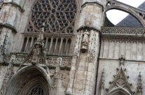 Battle scarred Saint Eloi Church – Dunkirk Operation Dynamo Battlefield Tour