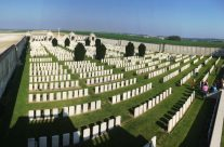 Dud Corner Cemetery and The Loos Memorial – Arras 100 Anniversary Battlefield Tour