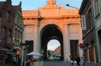 The Menin Gate, Ypres – Passchendaele Anniversary Remembrance Battlefield Tour