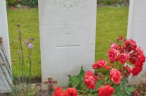 Grave of WW1 poet Francis Ledwidge – Somme and Ypres Battlefield Tour