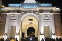 Last Post Ceremony at the Menin Gate, Ypres – Somme and Ypres Battlefield Tour