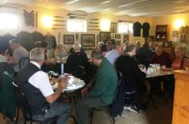 Lunch at the Old Blighty Tea Room – 100th Anniversary of the Somme Battlefield Tour