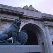 The Menin Gate Lions return to Australia