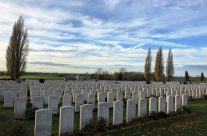 Tyne Cot Cemetery – 2018 Armistice Remembrance Day in Ypres