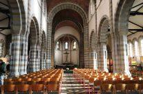 Inside Passchendaele Church – Armistice in Ypres and Passchendaele 100 Anniversary Battlefield Tour