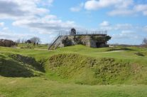 Gun Casement at Pointe Du Hoc – Normandy and D-Day Landings Tours