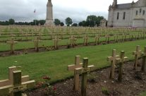 Notre Dame de Lorette, the world's largest French Cemetery – Somme Battlefield Tour