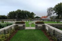Polygon Wood Cemetery, Somme and Ypres Battlefield Tour
