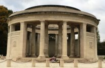 Plugstreet Memorial to the Missing – Armistice in Ypres and Passchendaele 100 Anniversary Battlefield Tour